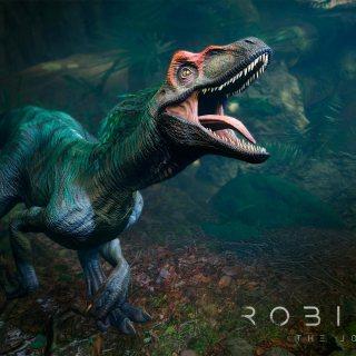 Robinson The Journey est un jeu d'aventure où l'on va en découvrir des dinosaures !