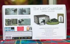 Boîte de l'édition collector de The Last Guardian
