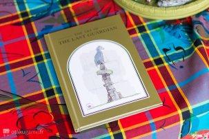 Artbook de l'édition collector de The Last Guardian