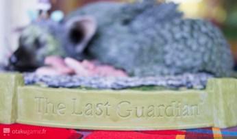Figurine de Trico de l'édition collector de The Last Guardian