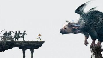 Pour moi, cette image résume à elle seule ce qu'est The Last Guardian ;) !