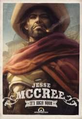 Dessin de McCree