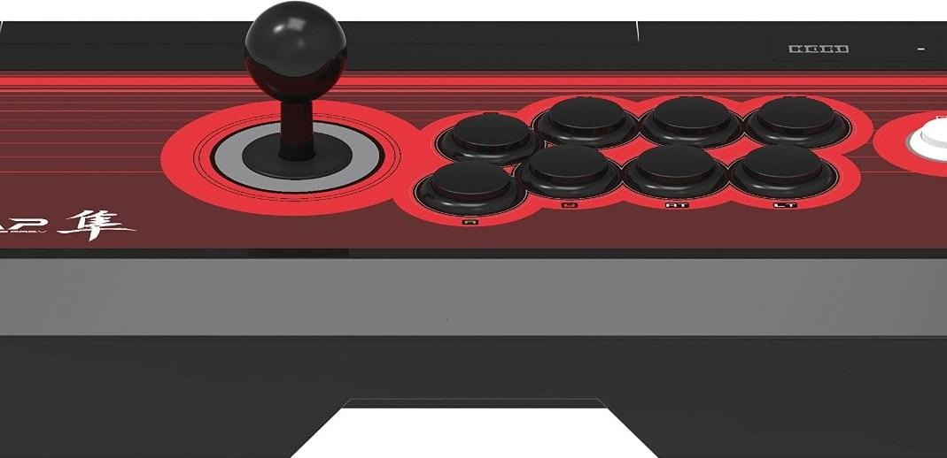 r le Joystick Real Arcade Pro Hayabusa pour Xbox One