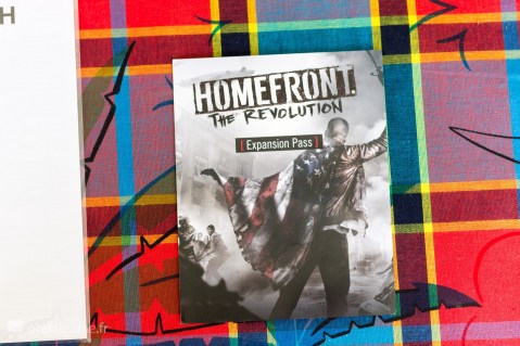 Expansion pass Homefront