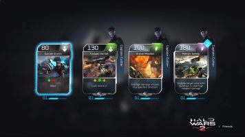 Halo Wars 2 Blitz Card Pack Opening