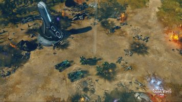 Halo Wars 2 Campaign Ascension Coming Through