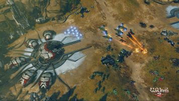 Halo Wars 2 Campaign Ascension Focus Fire