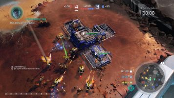 Halo Wars 2 MP Ashes Ally in Trouble