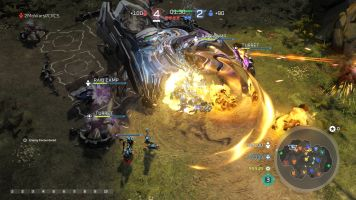 Halo Wars 2 MP Frontier Warped Explosion