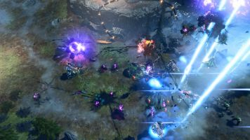 Halo Wars 2 MP Rift Cleansing