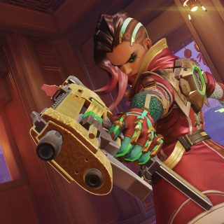 J'avoue, je commence ma collection de Golden Guns sur Overwatch.