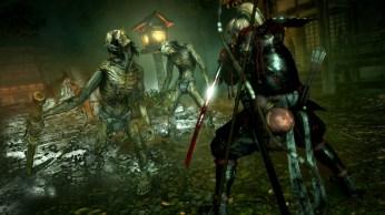 Vous vous souvenez de Dark Souls ? Et bien c'est pareil, mais au Japon !