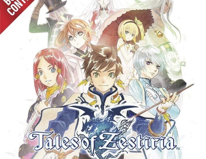 Tales of Zestiria... Un jeu que je n'ai pas pu approfondir autant que je l'aimerais.