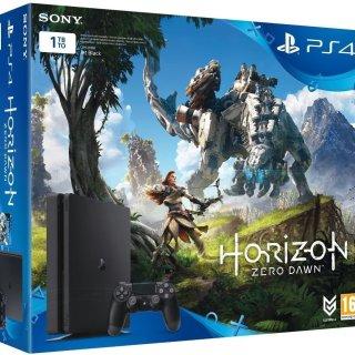 Le pack avec l'excellent Horizon Zero Dawn passe lui à 249€ !