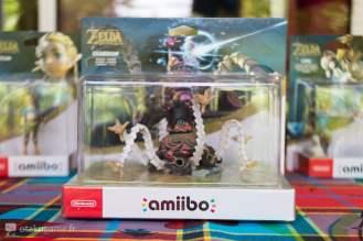 Boîte Amiibo Gardien