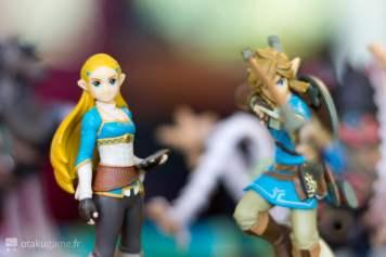 Amiibo Zelda : Breath of The Wild