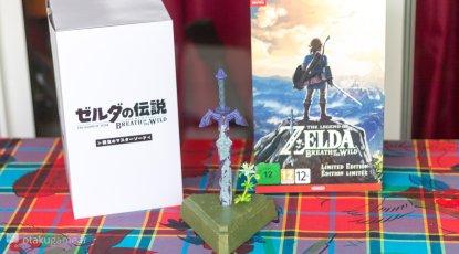 L'édition collector de Zelda : Breath of the Wild