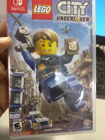 Lego City Switch