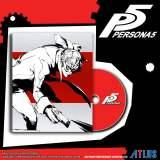 Le Steelbook de Persona 5 est inclus dans ce pack.