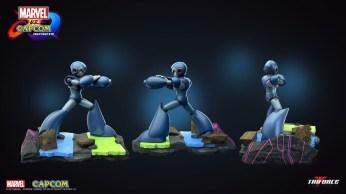 Figurine de Megaman