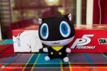 Peluche de l'Edition collector de Persona 5