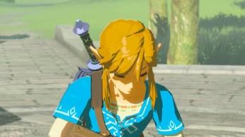 Oui, le nouveau visage de Link est superbe !