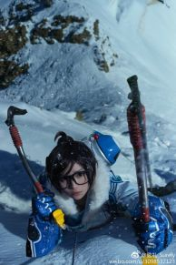 Best Mei Cosplay (Overwatch)