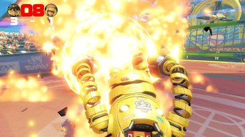 ARMS sur Nintendo Switch