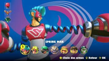 Spring Man (ARMS)