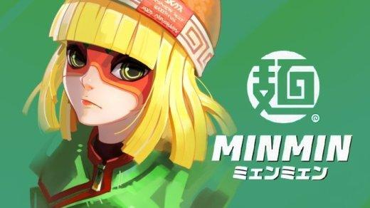 Un superbe artworks de Min Min !