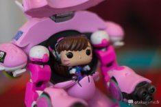 Figurine Funko Pop D.Va