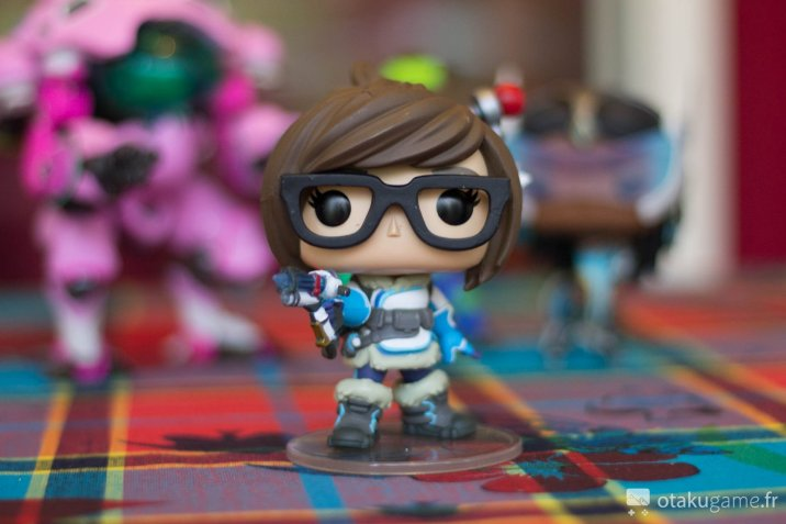 Figurine Funko Pop Mei