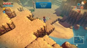 Oceanhorn sur Nintendo Switch
