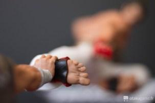 Figurine de Tekken 7 (Kazuya et Heihachi)