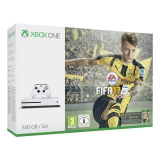 La Xbox One + Fifa 17 en promotion à moins de 200€ !