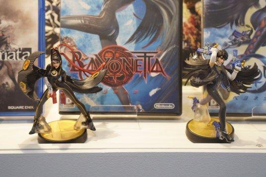 Amiibo Bayonetta