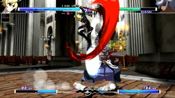 Trailer de UNDER NIGHT IN-BIRTH Exe:Late[st]