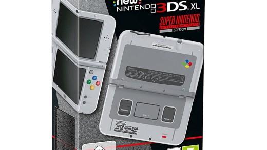 La new 3DS XL SNES est magnifique, mais elle aurait du sortir bien avant.