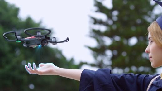 Achetez votre drone Dji Spark moins cher !