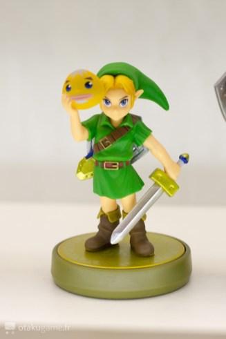 Amiibo Zelda Majora's Mask
