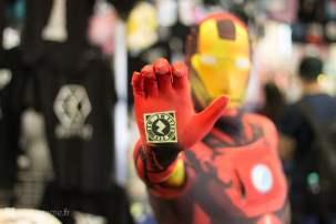 Cosplay Iron Man Gamescom 2017