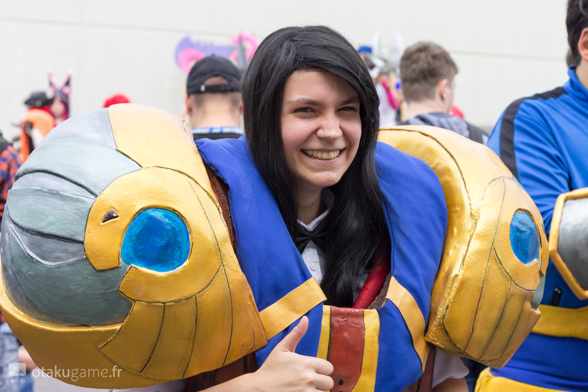 Gamescom 2017 - Cosplay - 3434