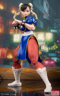Figurine Chun Li Street Fighter V