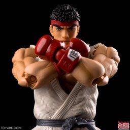 Figurine Ryu Street Fighter V