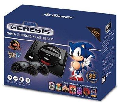 Le packaging de la Mega Drive Mini aussi est sympa :)