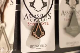 Bioworld pendentif Assassin's Creed