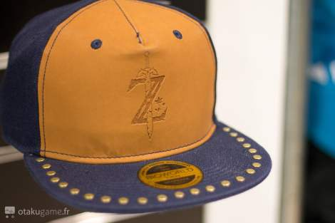 Casquette Cuir Zelda Breath of The Wild Bioworld