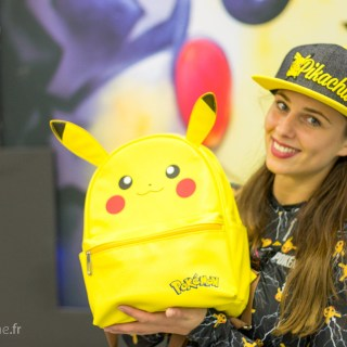 """La nouvelle collection 2018 """"Pikachu"""" sera à coup sûr un grand succès !"""
