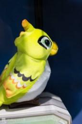 Figurine oiseau de bastion