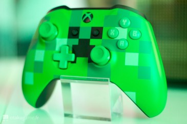 Xbox One édition collector Minecraft